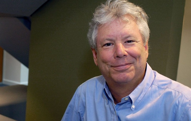 Richard Thaler.  Picture: REUTERS