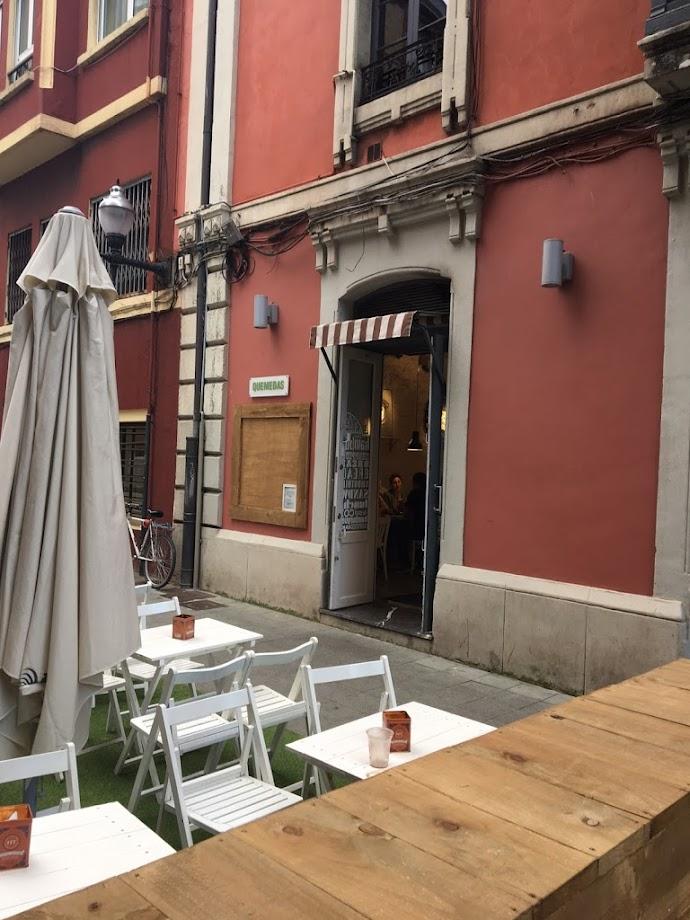 Foto Quemedas Gijón 4