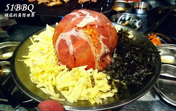 永和新開韓式餐廳-51BBQ韓式烤肉!老工廠廢墟風韓式燒肉!近樂華夜市!(中永和美食、中永和餐廳)