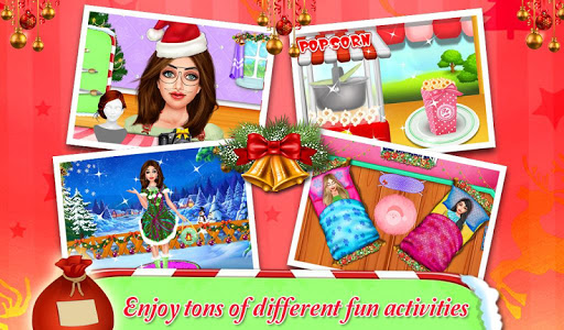 Christmas Pajama Party : Girls Pj Nightout Game 1.0.3 screenshots 12