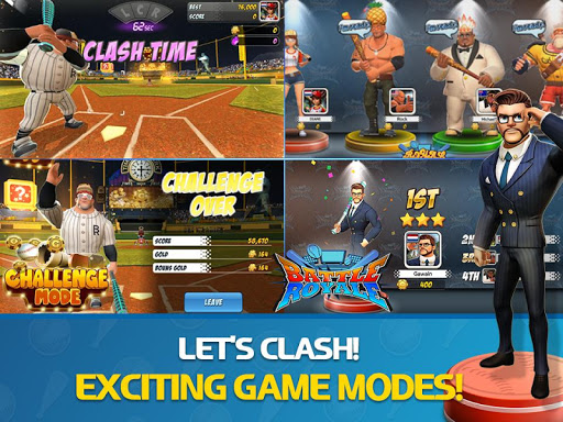 Homerun Clash 1.16.1 screenshots 2