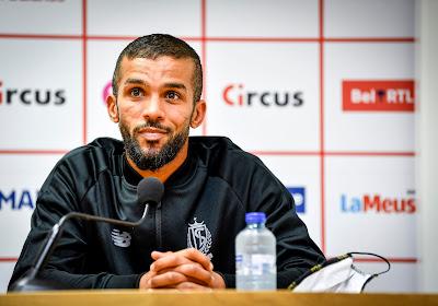 """Match à enjeu avec beaucoup de pression ? Mehdi Carcela est prêt : """"J'aime ce genre de contexte"""""""