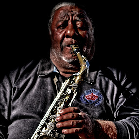 by Jade Newman - People Musicians & Entertainers ( musician, portrait )