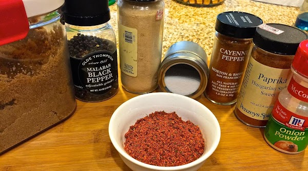 Combine the spices, and store in an airtight container at room temperature for up...