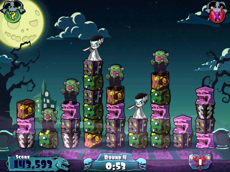 Скриншот Monster Madness
