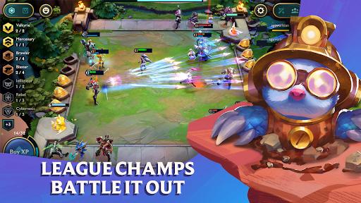 Teamfight Tactics: League of Legends Strategy Game apktreat screenshots 1