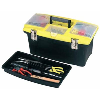 Ящик для инструмента Jumbo STANLEY 16 шт