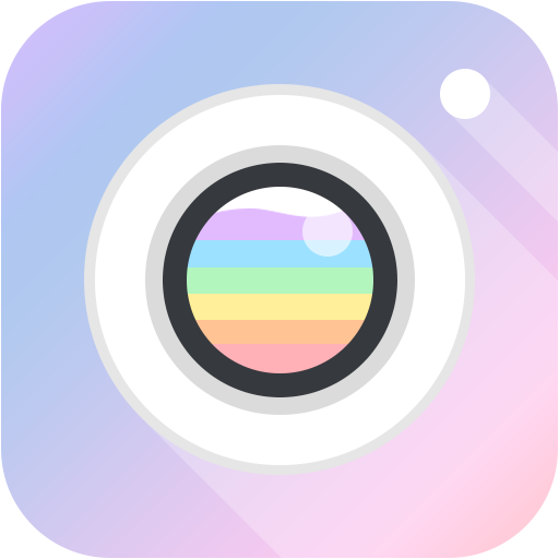 InstaSweet Rainbow Camera