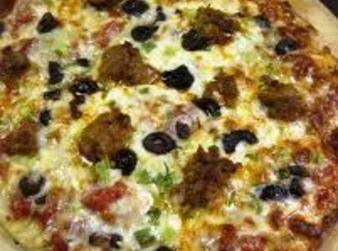 Tex-mex Pizza Recipe