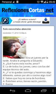 Reflexiones Cortas- screenshot thumbnail