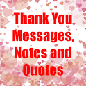 THANK YOU MESSAGES 2020 icon