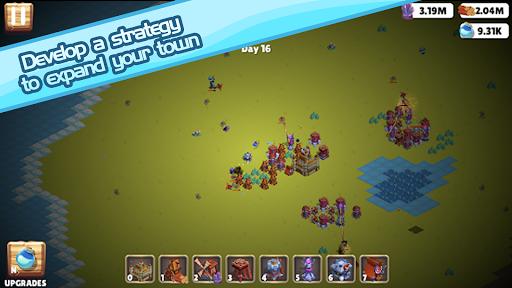 Empire vs Zombie - Free Casual Tower Defense Games  screenshots 2