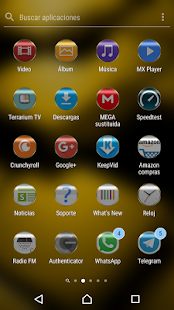 GoldenSán Icon Pack - náhled