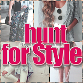 Hunt For Style - Styling Board