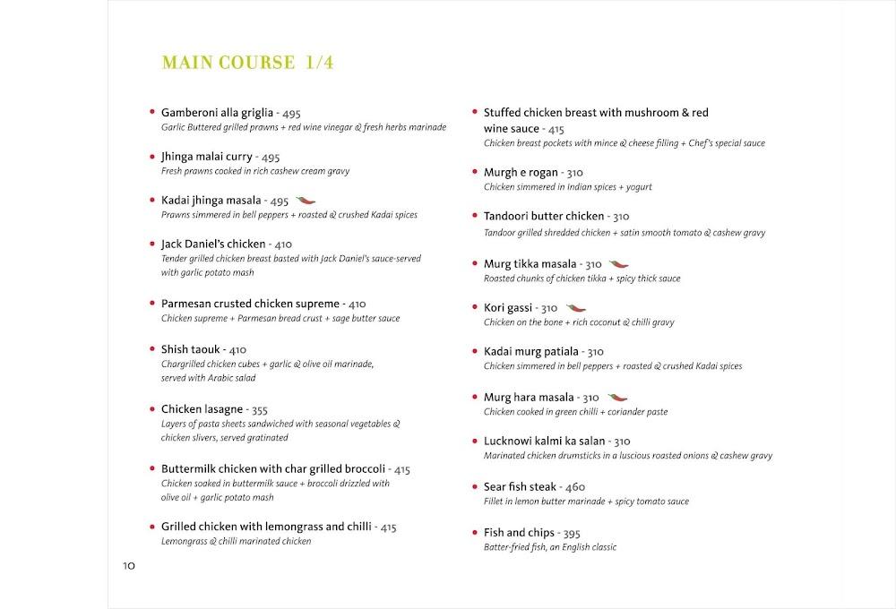 Mishmash menu 29
