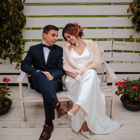 Wedding photographer Viktor Babincev (BVGDrug). Photo of 24.10.2017