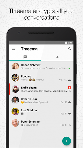 Threema v3.12 [Patched]