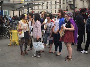 Photo: 4.16.15 Stop Harcelement de rue - Paris, France