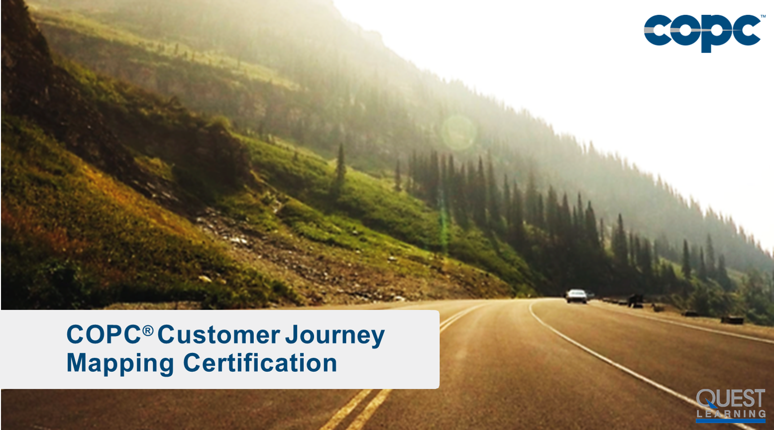 Copc Customer Journey Mapping Certification