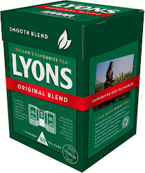 Lyons Green Label Tea - 80 Teabags, 232g