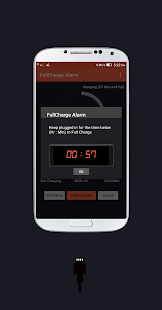 Full Charge Alarm- screenshot thumbnail