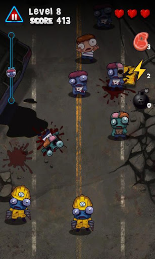 Zombie Smasher screenshot 4