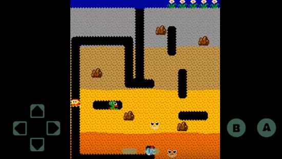 Guide: Dig Dug - náhled