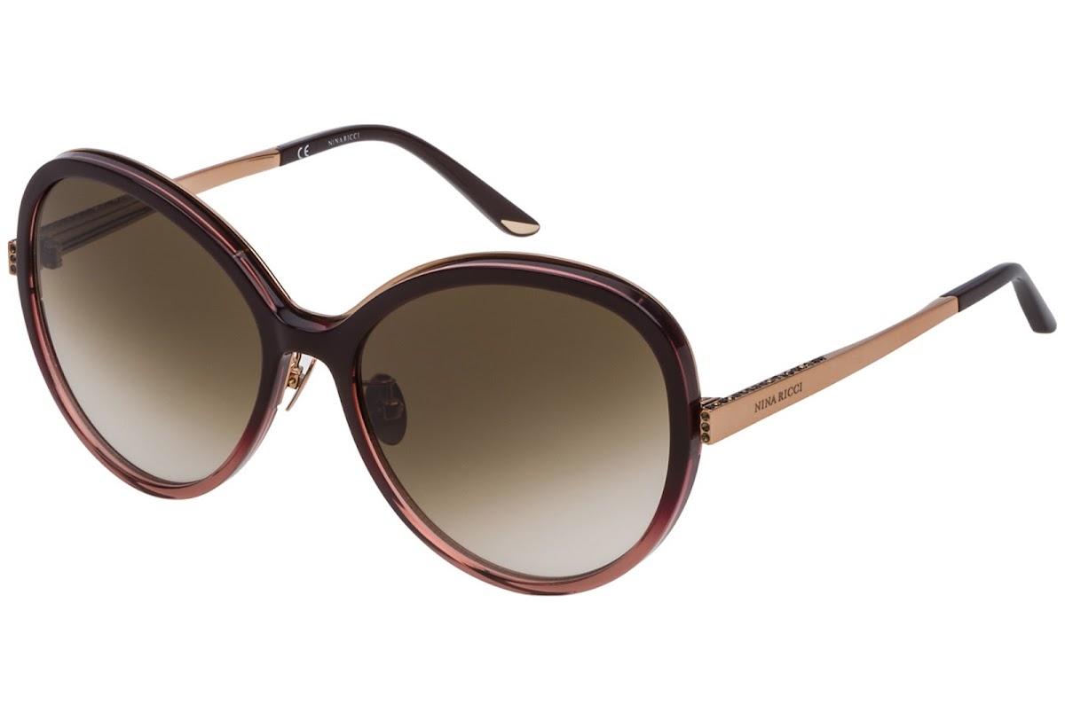 23ec9f8c4ba4 Buy Nina Ricci SNR108S C58 07G1 Sunglasses   Blickers