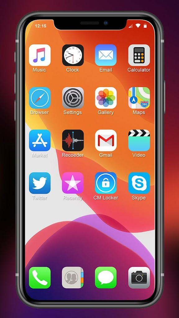 Ilauncher Iphone 11 Max Pro Ios 13 Theme Wallpaper 1 1 1 Apk Download Com Launcher Theme T211824140 Apk Free