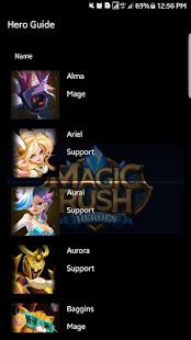 Game Magic Rush Guide APK for Windows Phone