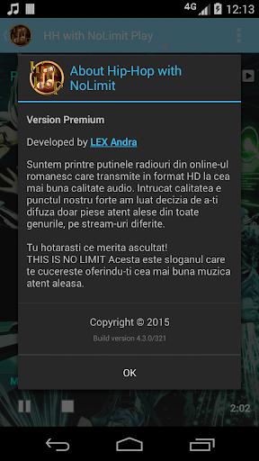 玩免費音樂APP 下載Hip Hop with NoLimit ONLINE app不用錢 硬是要APP