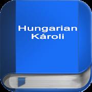 App Icon for Biblia Magyarul App in Czech Republic Google Play Store