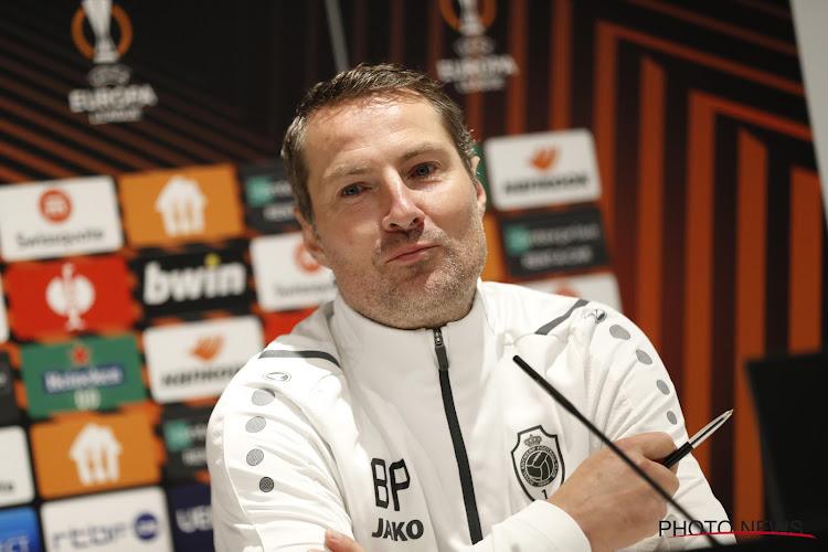 """7 matchen in 22 dagen voor Antwerp, Priske klaagt niet: """"Quasi iedereen is volledig klaar en ik kan wisselen"""""""
