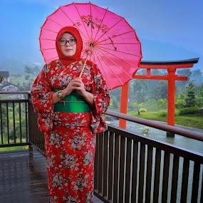 by Mardi Tri Junaedi - People Portraits of Women ( #rainyday, #japan, #beautyhills, #indonesia, #holiday )