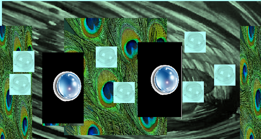 feathers n crystals by Jayita Mallik - Web & Apps Icons ( dream, light, peacock feather, darkness, contrast color crystals )