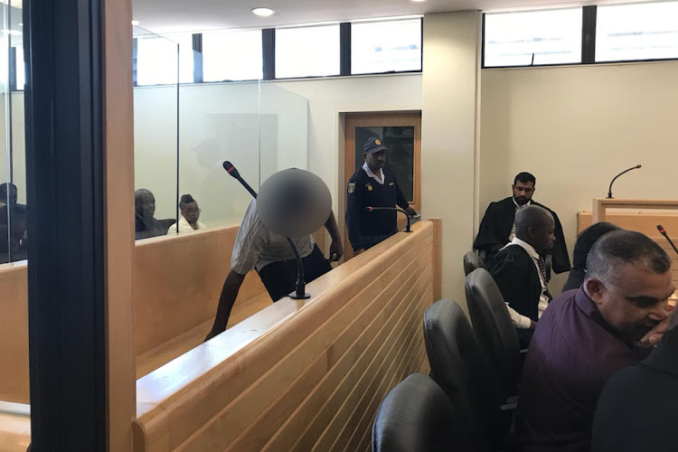 A Verulam man appears in the Verulam Magistrate's court for a bail application. He faces charges of rape, sexual assault, sexual grooming of a minor and exposing a minor child to pornography