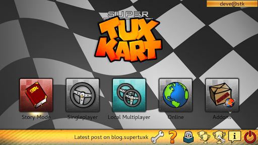 SuperTuxKart 1.1.1-rc1 screenshots 3