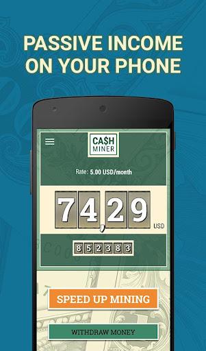 Сash Miner: Earn Money Online