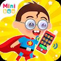Baby Superhero Phone icon
