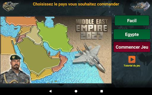 Middle East Empire 2027  captures d'u00e9cran 17