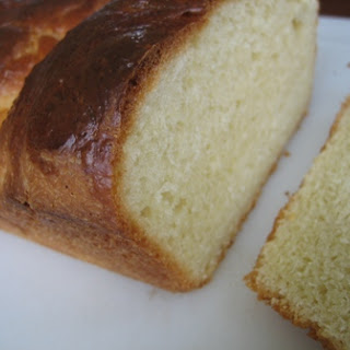 Golden Brioche Loaves