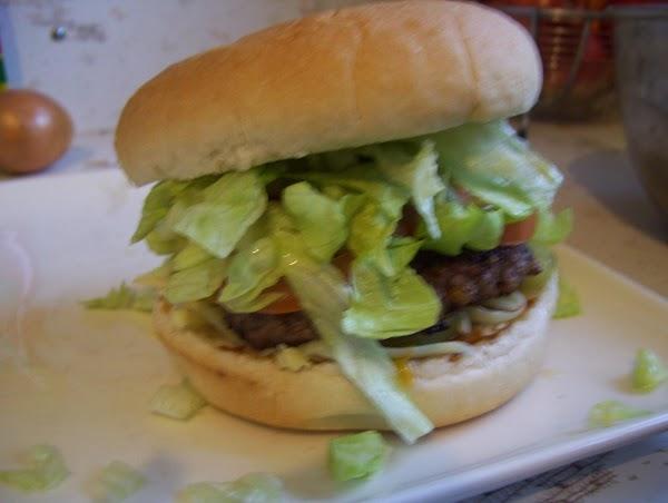 Nz Kiwi Hamburger Recipe