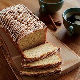 Cinnamon-Sour Cream Pound Cake.