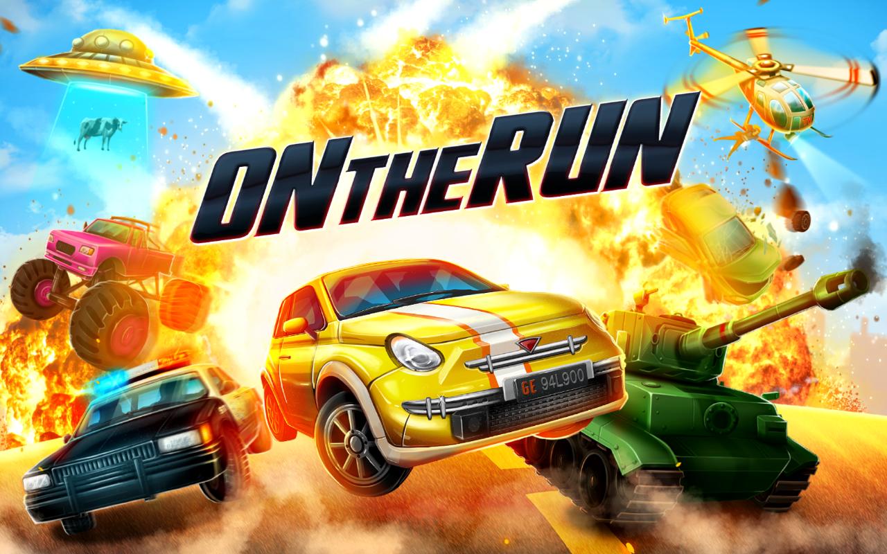 On The Run™– Capture d'écran