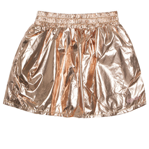 Primary image of Kenzo Shiny Metallic Skirt