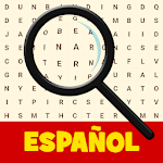 Practice Spanish! Word Search icon