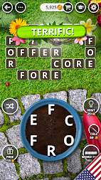Garden of Words - Word game APK screenshot thumbnail 1