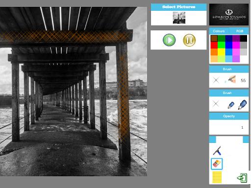 玩免費遊戲APP|下載Coloring - Coastal Relaxation app不用錢|硬是要APP
