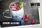 Raspberry Jalisco Mule