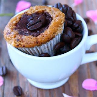 Chocolate Truffle Espresso Muffins